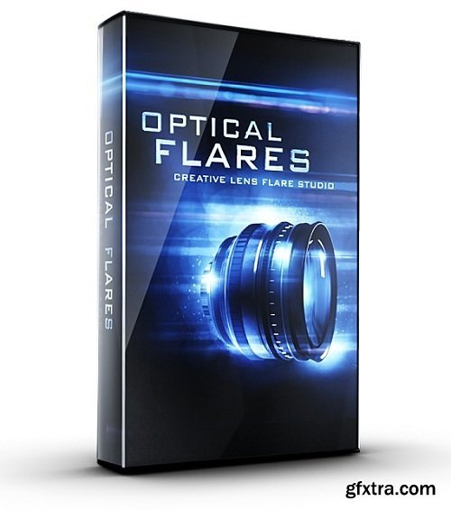 Video Copilot Optical Flares + Pro Presets v1.3.5 for After Effects macOS