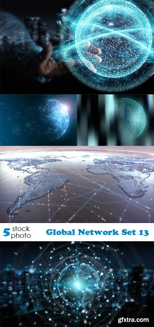 Photos - Global Network Set 13