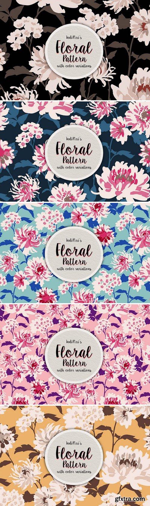 CM - Seamless Floral Pattern 2377960