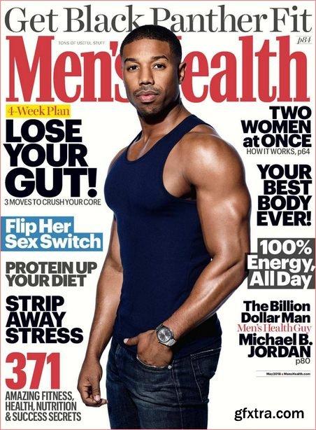 Men's Health USA – May 2018