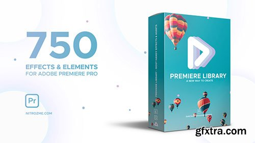 Videohive - Premiere Library - Most Handy Effects - 21715323 - Premiere Pro Add Ons