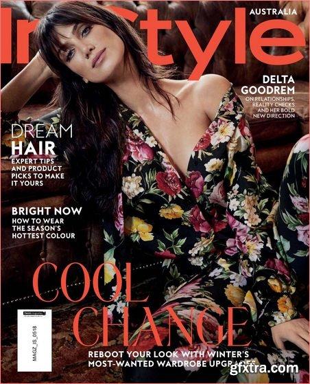 InStyle Australia – May 2018