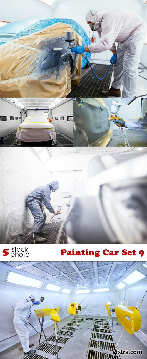 Photos - Painting Car Set 9