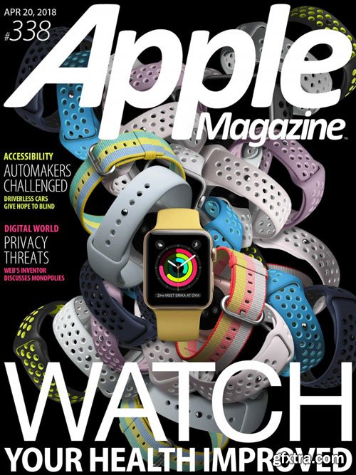 AppleMagazine - April 20, 2018