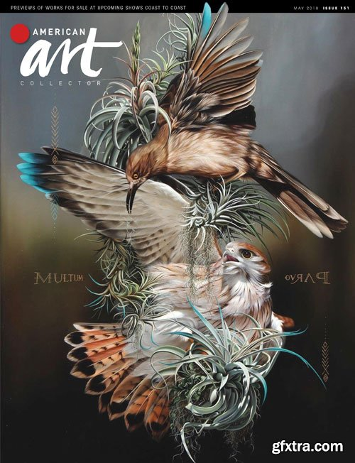American Art Collector - May 2018