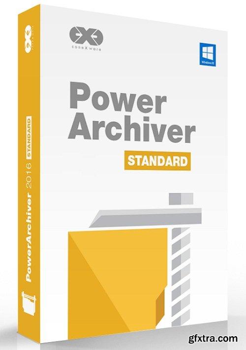 PowerArchiver 2018 Standard 18.00.48 (x64) Multilingual