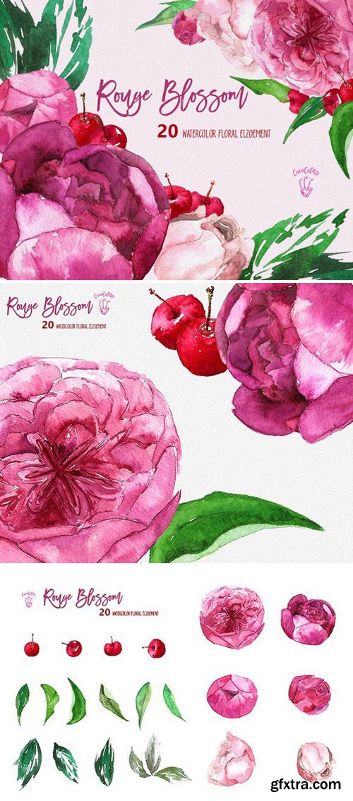 CM - Rouge Blosssom 1588985