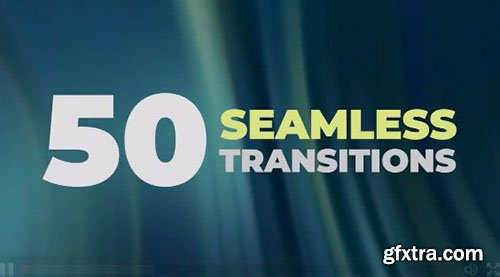 Seamless Transitions - Premiere Pro Templates 75542