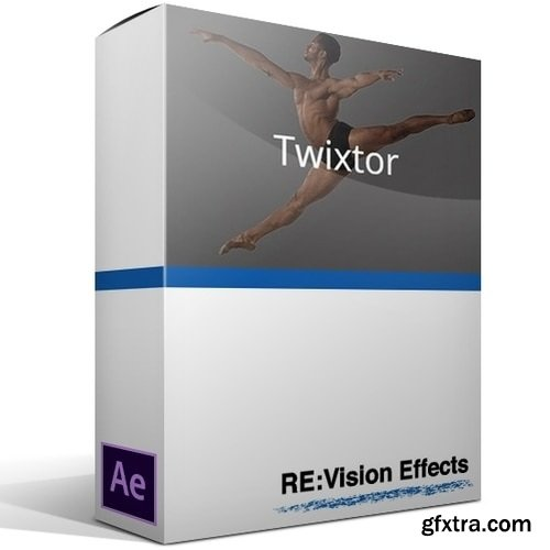 Twixtor Pro v7.0 for Adobe After Effects & Premiere Pro