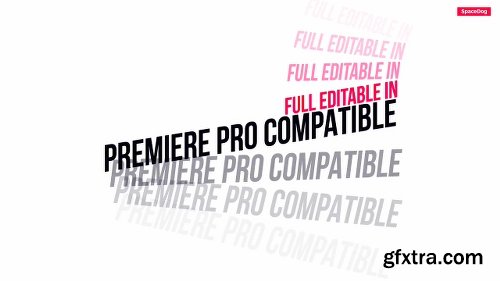 Videohive Essential Kinetic Titles | Premiere Pro & AE 21479829