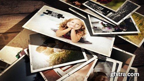 Videohive Wonderful Memories Photo Slideshow 19965934