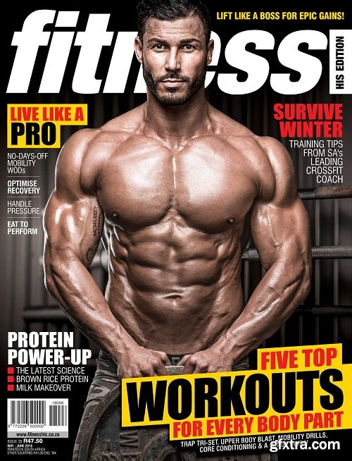 Fitness His Edition - May/June 2018