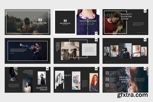 Milaniova fashion powerpoint presentation vector photoshop milaniova fashion powerpoint presentation toneelgroepblik Image collections