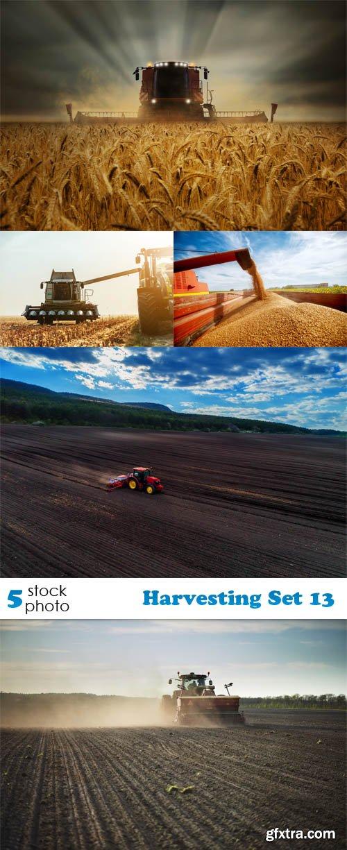 Photos - Harvesting Set 13