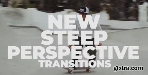 Perspective Transitions - Premiere Pro Templates 77651