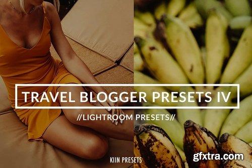 CM - TRAVEL BLOGGER IV LIGHTROOM PRESETS 2455383