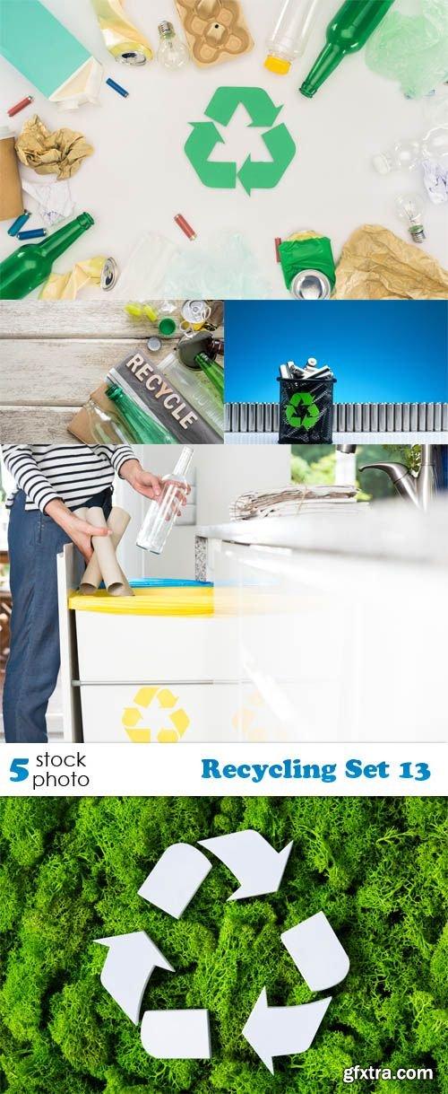Photos - Recycling Set 13