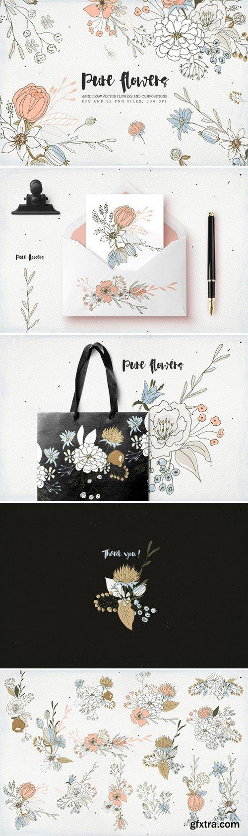 CM - Pure Flowers 1610048