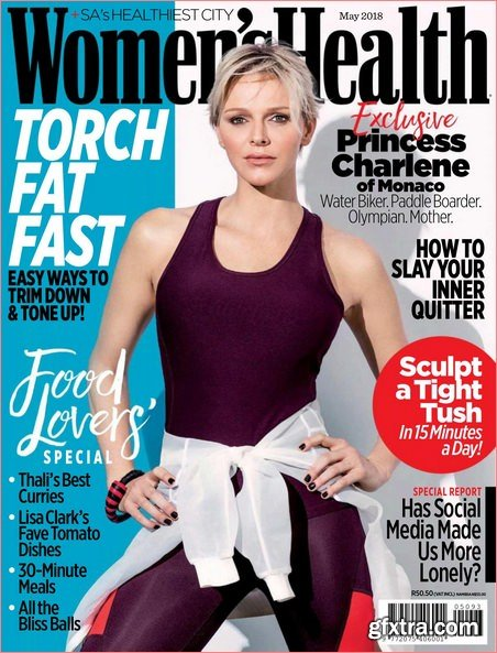 Women's Health South Africa – May 2018