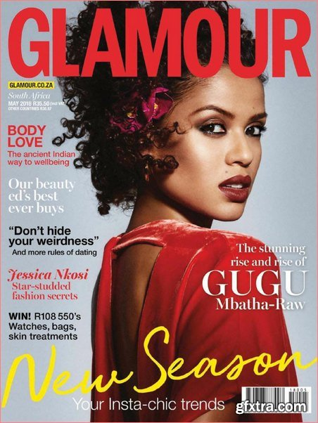 Glamour South Africa – May 2018