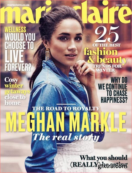 Marie Claire South Africa – May 2018