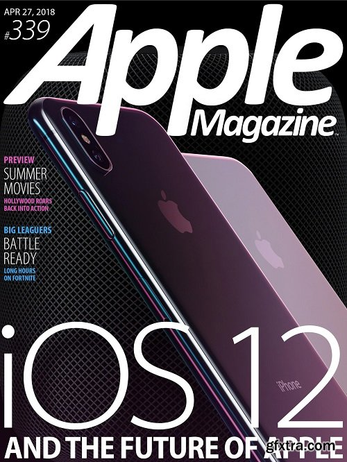 AppleMagazine - April 27, 2018