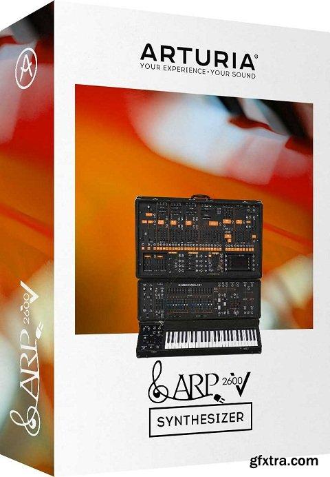 Arturia ARP 2600 V3 v3.3.1.1782 CSE-V.R