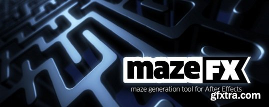 mazeFX 1.0 for After Effects