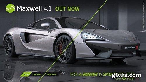 NextLimit Maxwell Render Studio 4.2.0.3