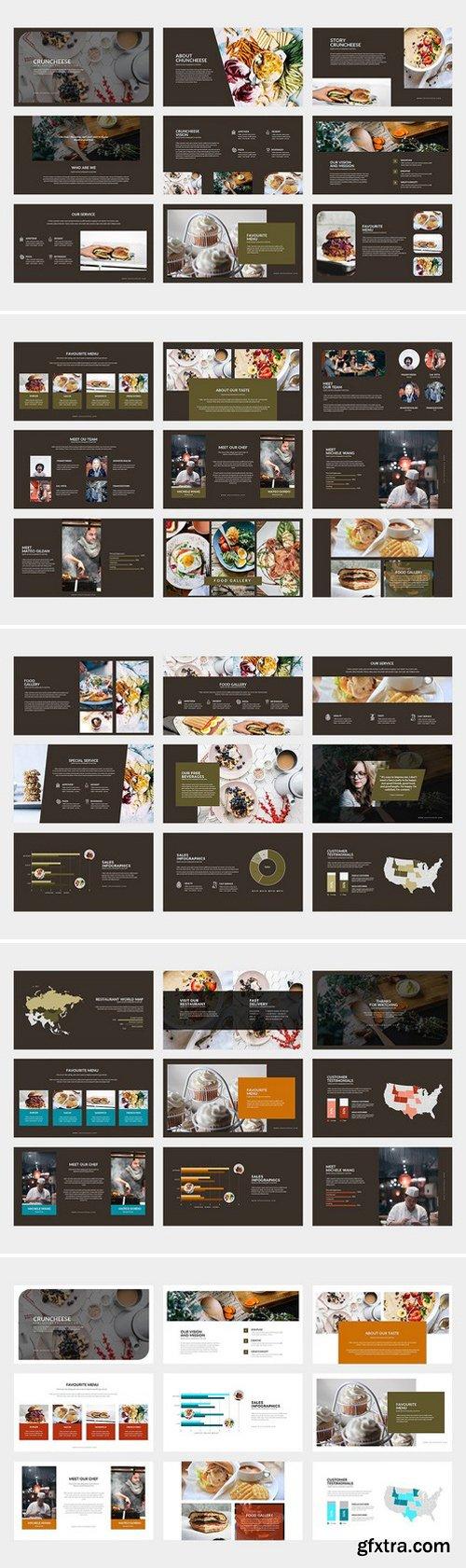 CM - Cruncheese Keynote Presentation 2429019