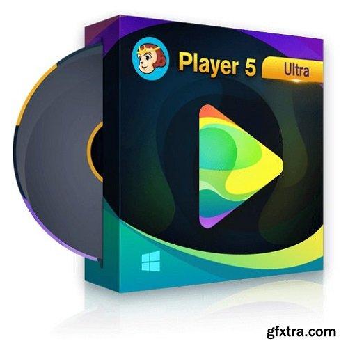DVDFab Player Ultra 5.0.1.1 Multilingual
