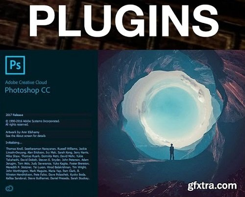 Photoshop Panels & Plugins Collection (Updated 05.2018) macOS