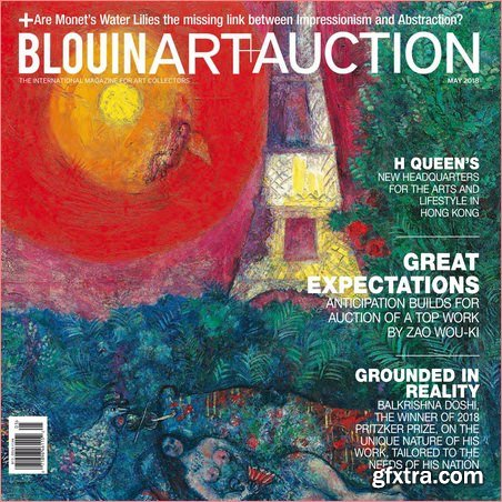 Art+Auction – May 2018