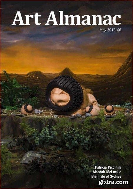 Art Almanac – May 2018