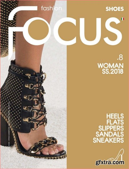 Fashion Focus Woman Shoes – May 2018