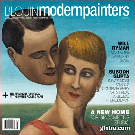 Modern Painters – May 2018