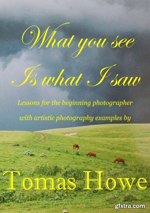 What You See Is What I Saw: Lessons for the beginning photographer