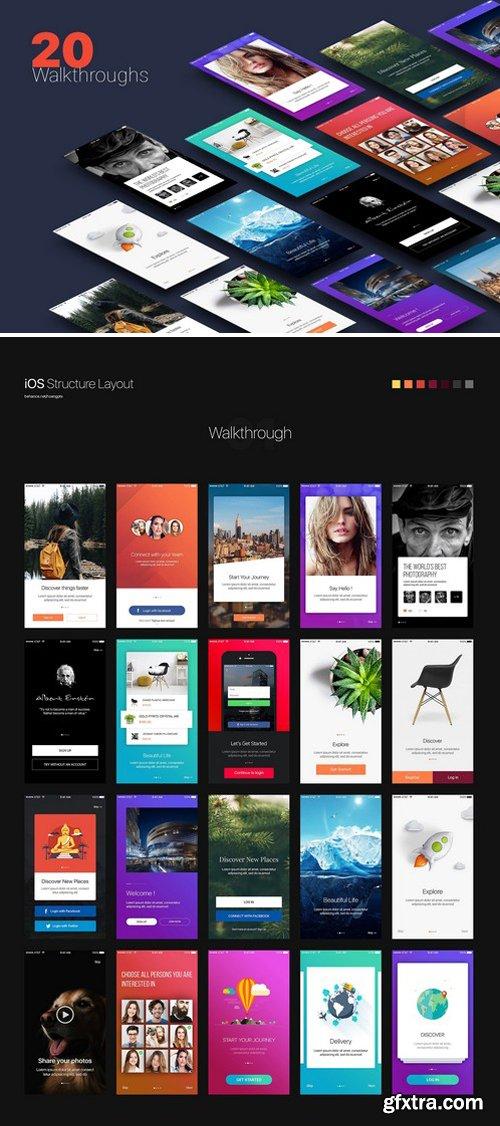 CM - Walkthroughs - Mobile Template UI 1548807