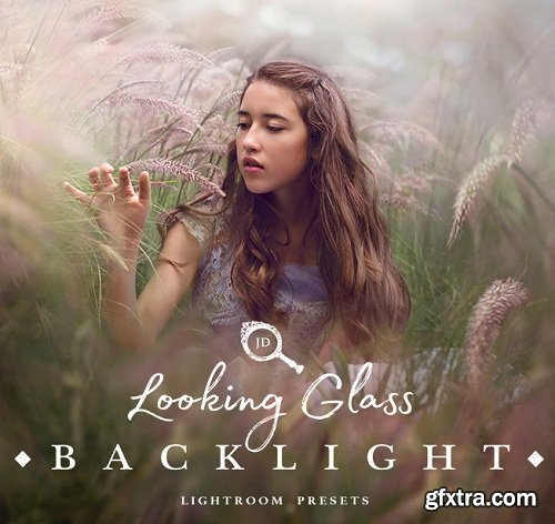 JD Looking Glass: Warm Photoshop Actions + Lightroom & ACR Presets