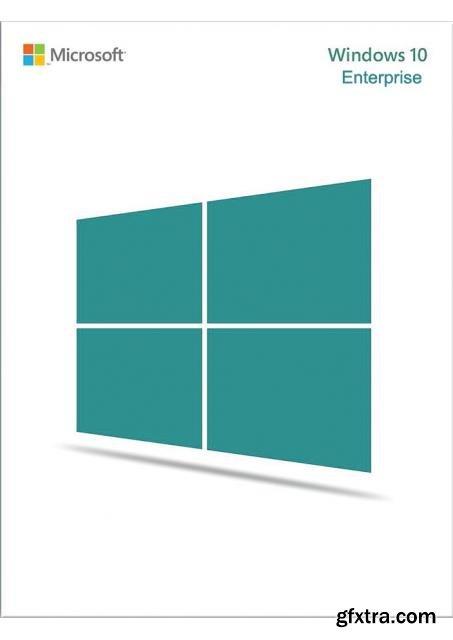 Microsoft Windows 10 Enterprise Redstone 4 v1803 x64