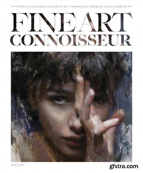 Fine Art Connoisseur - June 2018