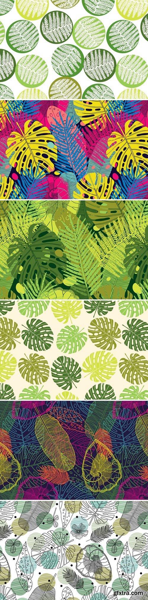CM - Exotic leaf. Summer mood 1546116