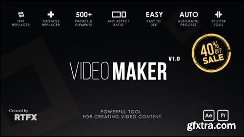 Videohive - Video Maker - 21801650