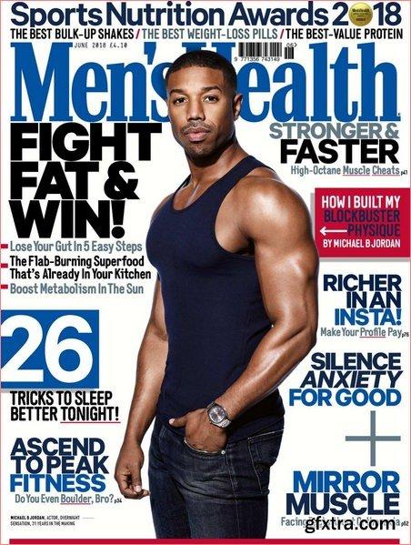 Men's Health UK – June 2018