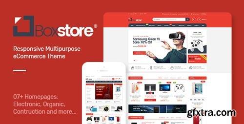 ThemeForest - BoxStore v1.0 - Multipurpose OpenCart Theme - 21893059