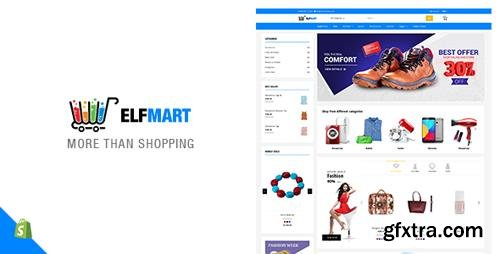 ThemeForest - Elfmart v1.0 - Multipurpose Shopify Theme - 21152506