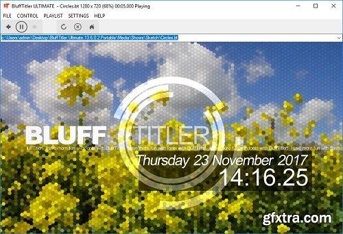 BluffTitler Ultimate 14.0.0.1 Multilingual Portable