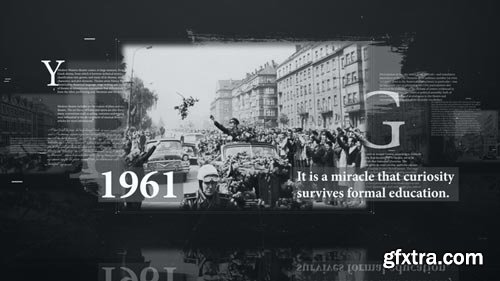Videohive - History Timeline - 21690292