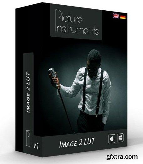 Picture Instruments Image 2 LUT Pro 1.0.9