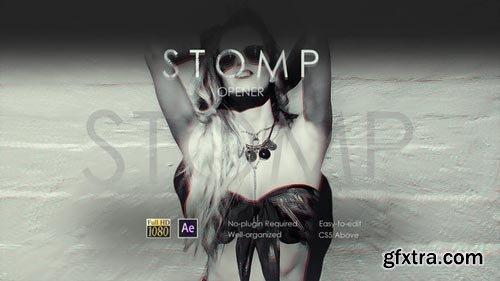 Videohive - Stomp Opener - 21716064